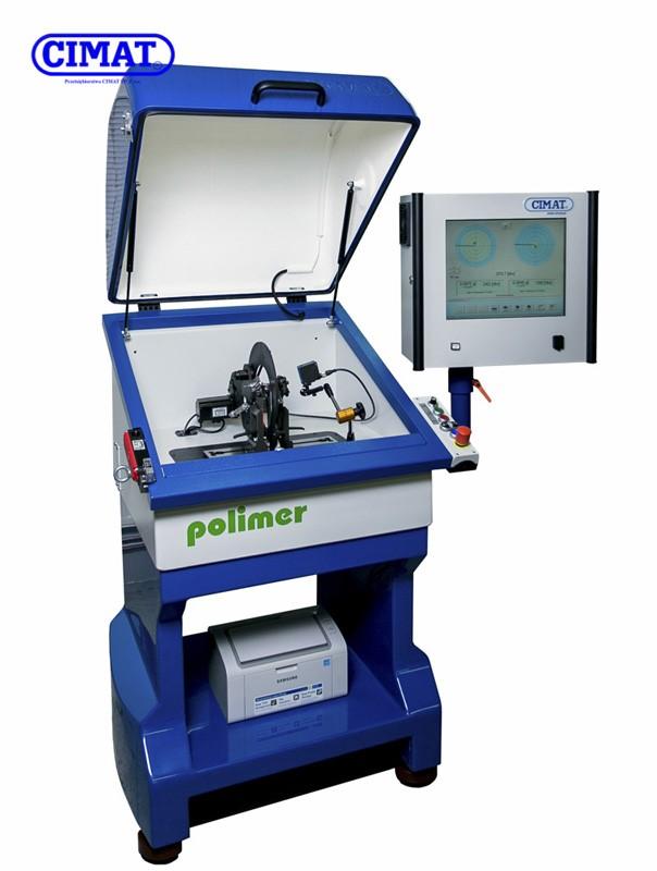 涡轮增压器转子动平衡机