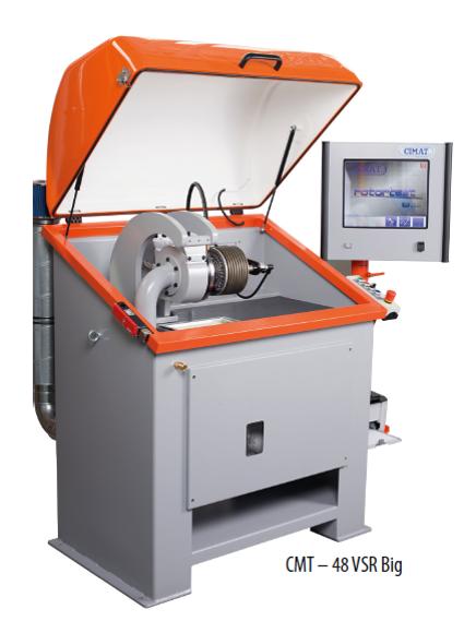 涡轮增压器机芯动平衡机-基本版
